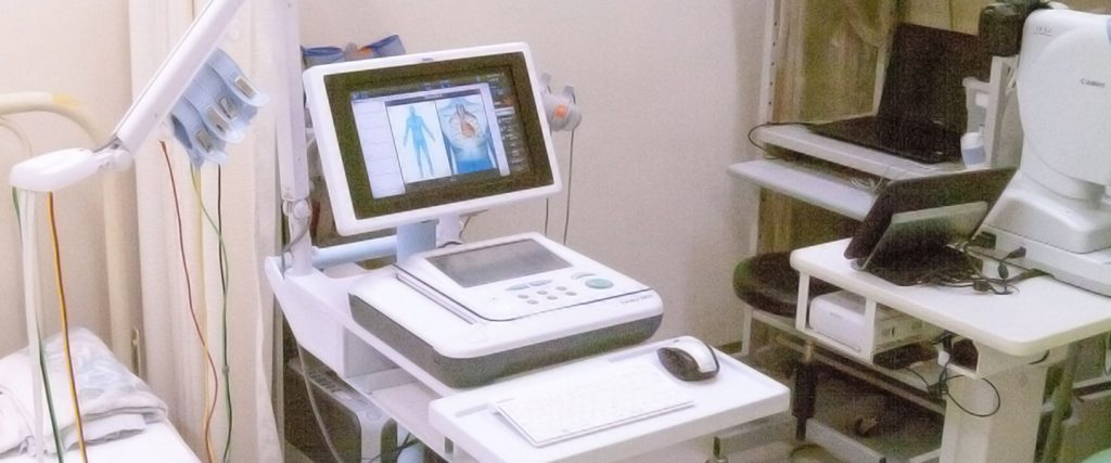 生理機能検査機器