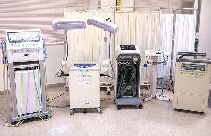物理療法機器(2)