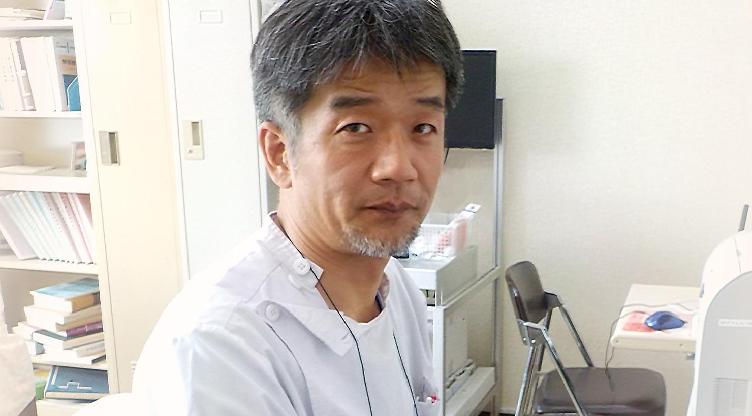 土田和幸 外科医長